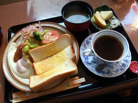 祇園「喫茶シャロン」