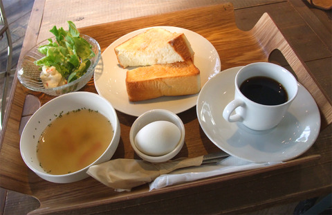 伴南「Bread&Coffee ROI」