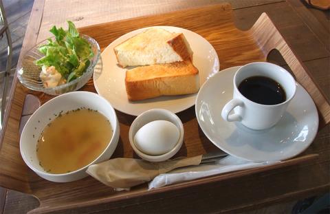 伴南「Bread&Coffee ROI」