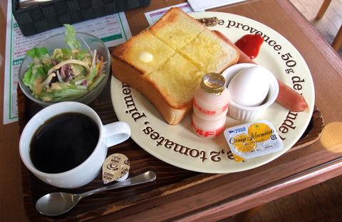 尾道市高須町「PANA'S CAFE」