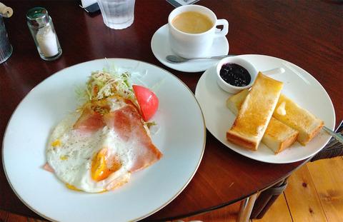 三次市君田町東入君「Mari.Mo Cafe」