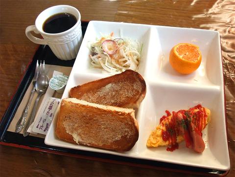福山市千田町「ランチカフェ たんぽぽ」