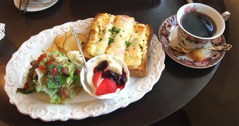 戸坂桜東町「Cafe Destino(カフェ テスティーノ)」