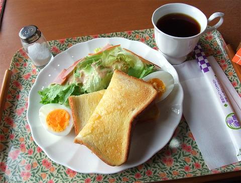 西条町寺家「おかどい喫茶店」