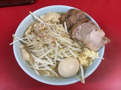 ラーメン二郎 新宿歌舞伎町店(2)