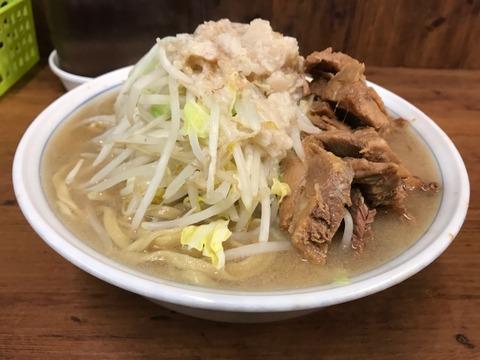 ラーメン二郎 品川店(1)
