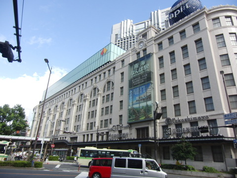 南海難波駅(1)
