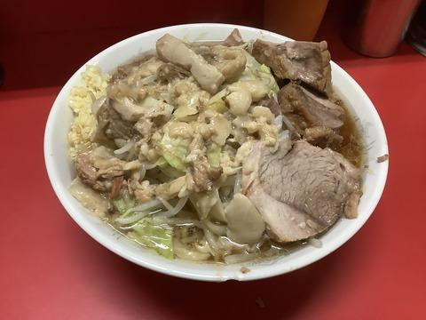 ラーメン二郎 上野毛店(3)