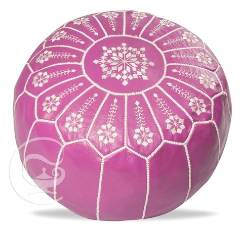 fcmlp0008_fuchsia_full_embroidery_moroccan_leather_pouf_3