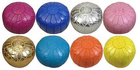 Handmade-Moroccan-Poufs