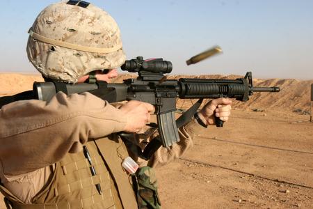 US_Marine_M16A4_Rifle_ACOG