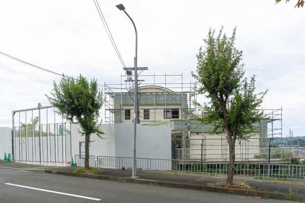 芥川緑地プール20210727155003