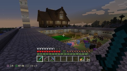 Minecraft_ PlayStationR4 Edition_20150308131146