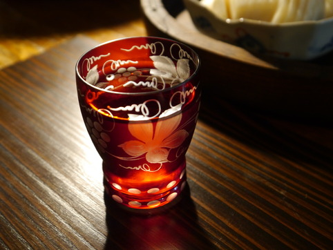今夜は冷酒