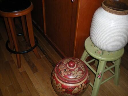 糠壺&米壺