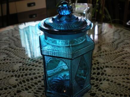 ガラス壺2