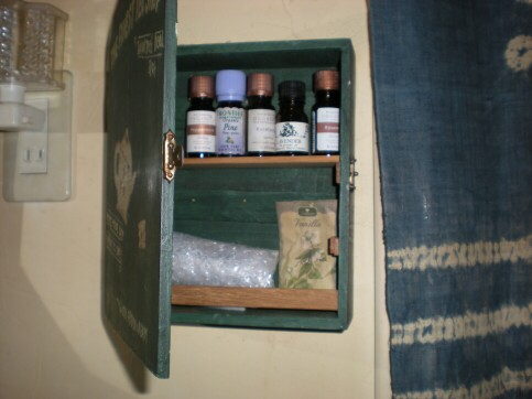 精油ボックス