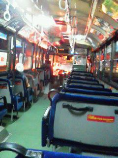 だるま市にバスで