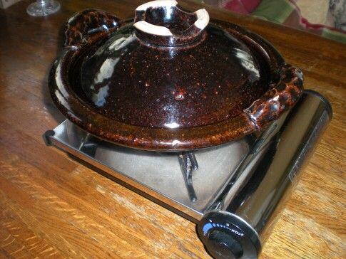 スタンバイ鍋
