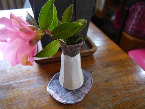 一輪挿し花瓶