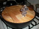 鉄鍋のバカラ