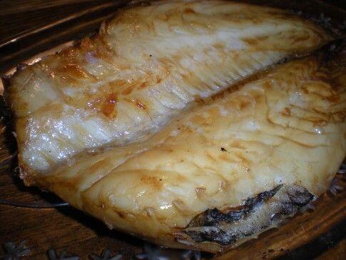赤魚の干物