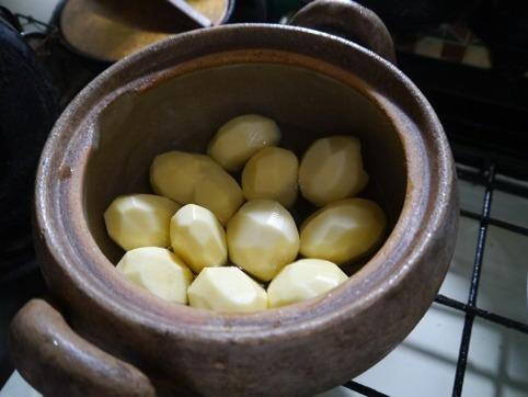 ジャガイモ鍋