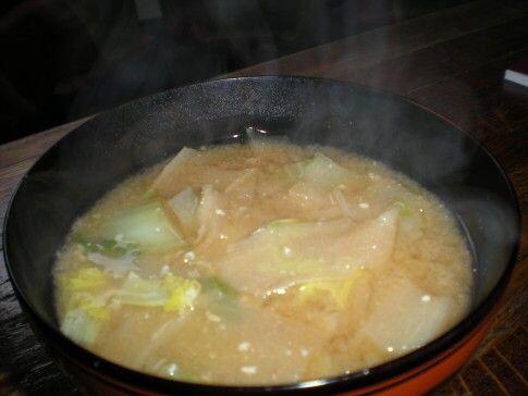 干瓢&菜っぱ