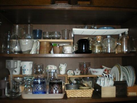 日々使うグラス&マグカップ&デザート器
