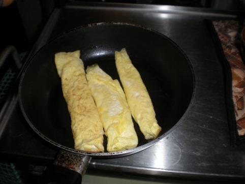 サンドウィッチを作る3
