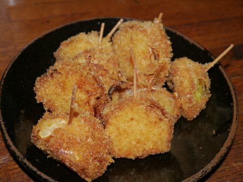 玉葱フライ