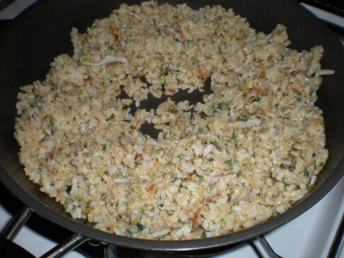 パラパラ炒飯