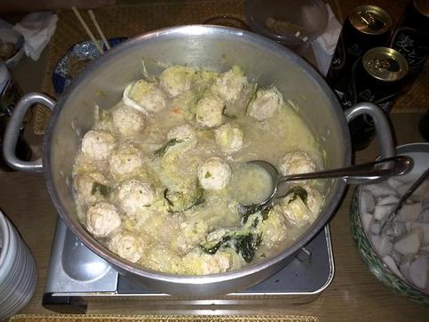 タラコの鍋