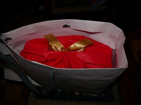 shinのプレゼント