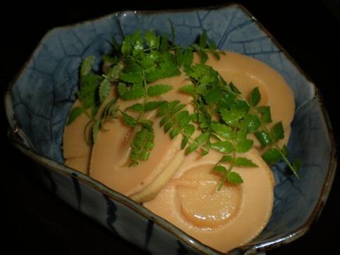 タケノコ浅炊き