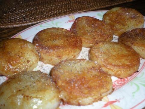 芋団子焼き