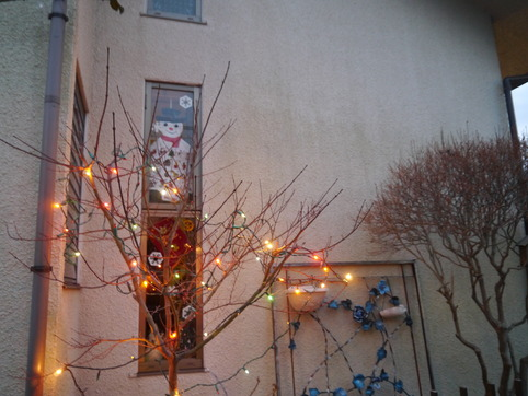 クリスマス家