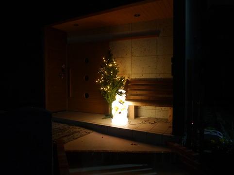 クリスマス教会2