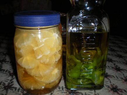 レモンオイル&蜂蜜