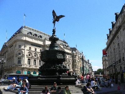 綺麗なロンドン