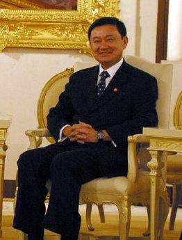 タクシン首相