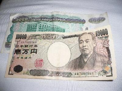 1万円と比較