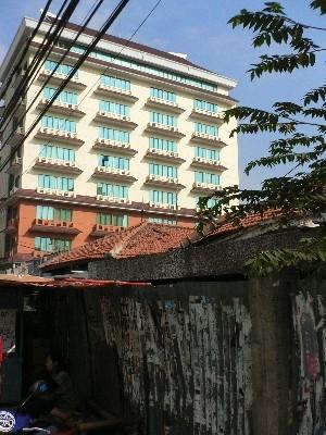 ジャカルタの風景