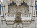シンデレラ城バルコニー