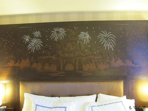 アメリカディズニーホテル城