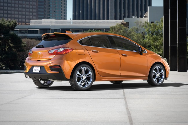 Chevy Cruze  Hatchback_1