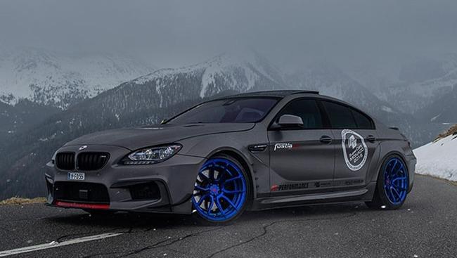 BMW bmw 6シリーズ グランクーペ カスタム : goo.to