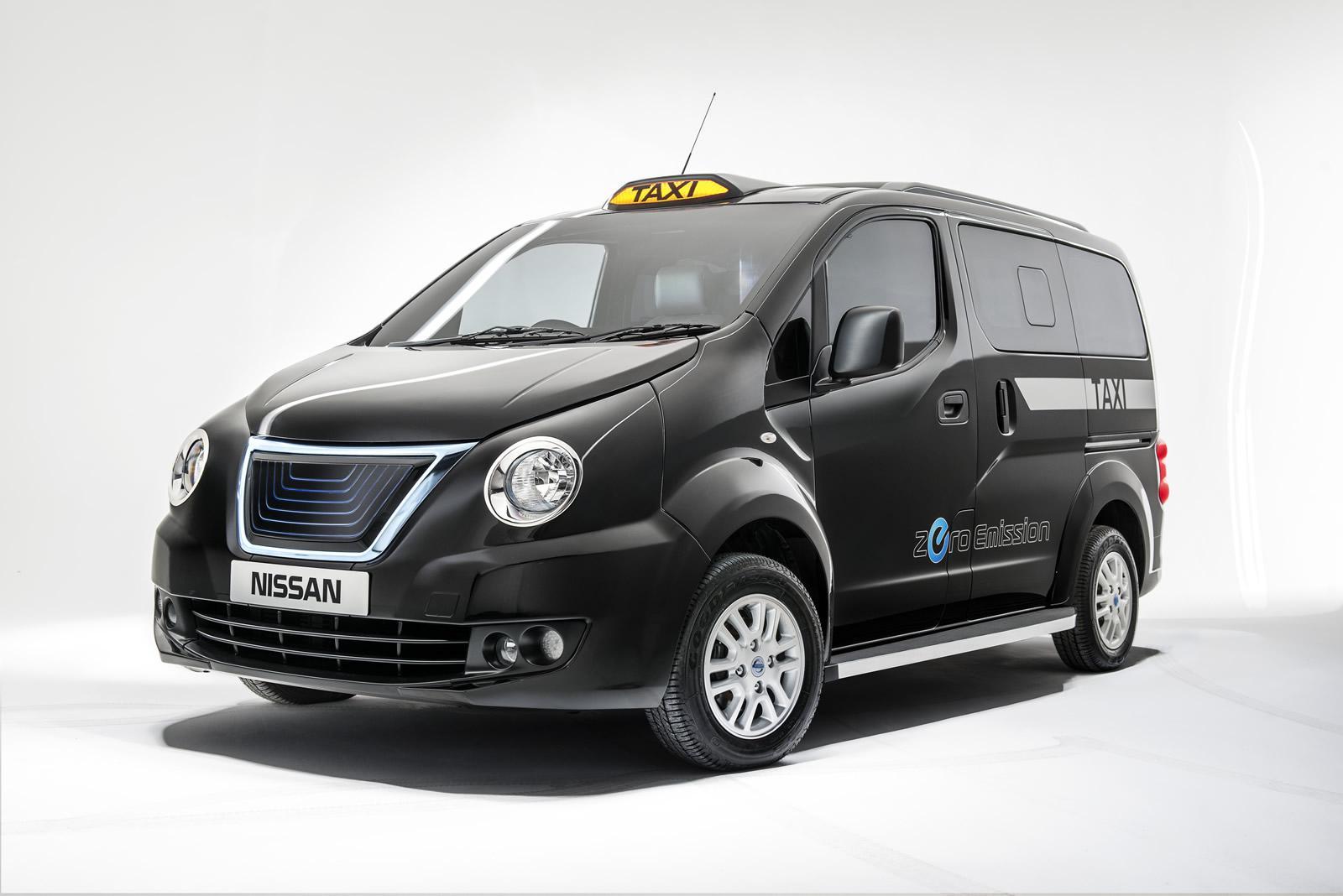 日産 NV200 ロンドンタクシー、現在計画中断中!? : Moter Sounds