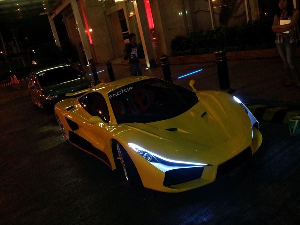 フィリピン発のスポーツカー!? ...