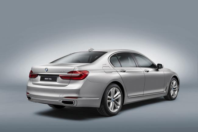BMW 740e 3